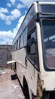 FH or ISUZU FRR coach body with seats for sale