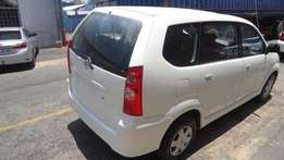 2009 Toyota Avanza 1.3Sx Comfortline Available For Sale