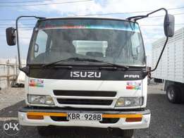 A clean and well maintained Isuzu FRR