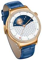 Huawei Watch Jewel with rose gold plated stainless steel case