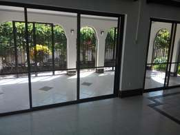 4 Bed massionette in KIZINGO own compound to let.