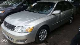 Toyota Avalon, 2004, Very OK