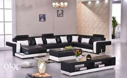 Gran Explicit Sofa + center table