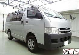 "TOYOTA HIACE ""AutoCats International Ltd"""