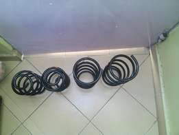 Nissan bluebird sylphy/wingroad original coil springs medium duty.