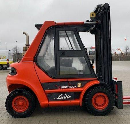 Linde H60 D - 1996