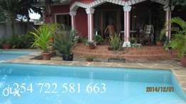 Ref. A072 House with a pool on quick sale in Shanzu near the beach