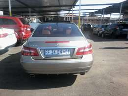 2010 Mercedes-Benz E 350 Cdi Be Avantgarde sun roof for sale in Gau