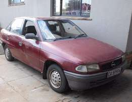 Cheapy! 1995 Opel Astra 1.4Carb R15 000