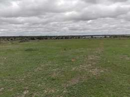 Three acres of land for sale in Kenchic Namanga road