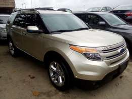 Just arrived gold 2012 Ford Explorer. Limited