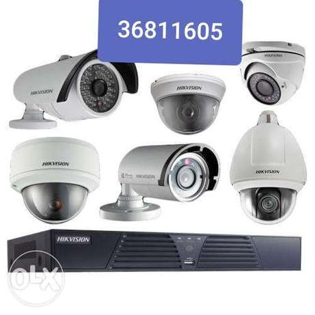 Good offer security camera with fixing call me