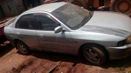 Mitsubishi lancer on sale with de small engine 1.2cc