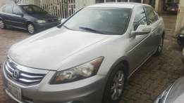 Very neat Honda Accord 2008 at N1.98m
