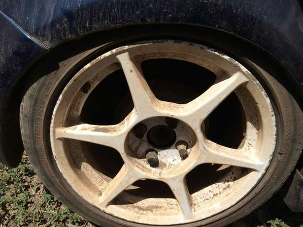 Rims +tyres available Harambee - image 3
