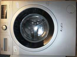 Defy Front Loader Washing Machine Silver S024220A