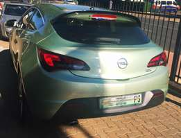 2013 Opel Astra GTC 1.6 Turbo Sport Cape Town
