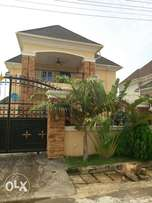 Furnished 5bedroom duplex,with swimming pool, BQ, Generator, for sale.