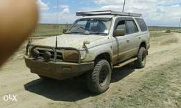 Toyota Surf Offroad 4WD