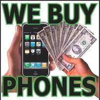 ALL Smartphones,Apple Laptops, iPads & Tablets WANTED!! CASH PAID!!