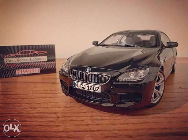 1/18 paragon bmw all models diecast