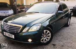 Mercedes e250 premium grade 2010 Model just arrived at 2,899,999/=ono