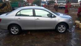 Clean Toyota Axio for sale.