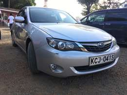 Subaru Impreza. 2009 model. 1500cc. fog lights. alloys