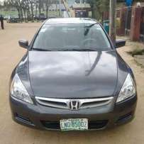 Honda Accord 07