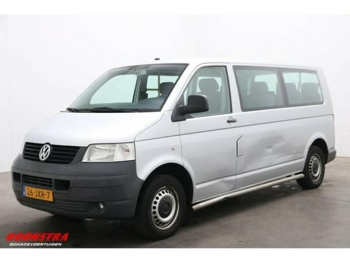 Volkswagen Transporter Kombi Lang 1.9 TDI 9 Personen Klima - 2009