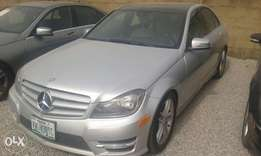 Mint 2012 Mercedes Benz C300 4MATIC for sale.