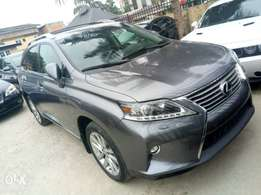 Lexus RX 350 year 2014 model nig used first body