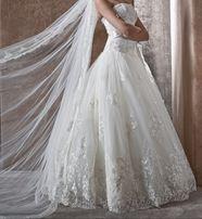 Свадебное платье итальянской фирмы Rozy, модель Camelia (салон Кокос) e2ce629c8a3