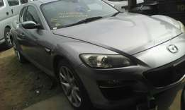 Mazda RX 8 manual Transmission 2000 cc