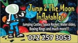Hire Jumping castle Midrand!