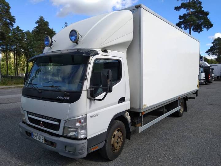 Mitsubishi Fuso Canter-fe85ph/ 420 - 2006