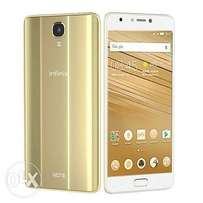 NOTE 4 (X572) 5.7Inch IPS (2GB, 16GB, Android 7 Nougat) Gold