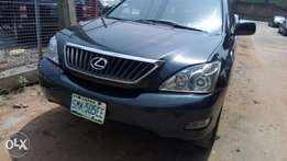 Lexus RX 350 with full option