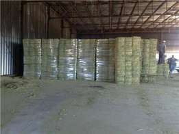 2000 Bales of Rice Straw