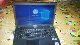 Neat and lovely Asus Laptop