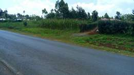 Mosocho plot for sale ready title for transfer.