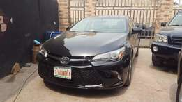 Tokunbo 2016 Toyota Camry SE