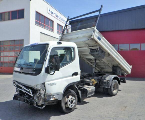 Mitsubishi FUSO CANTER 6C15 MEILLER *EURO5* - 2010