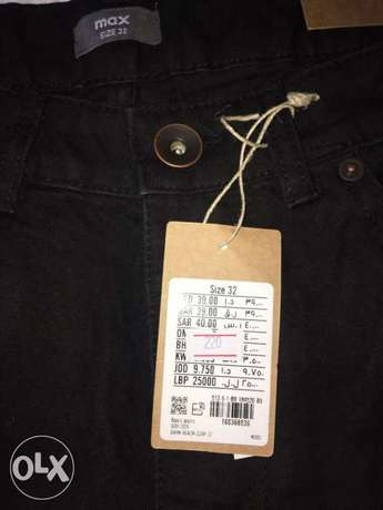 new black jeans from max size 32 15 May City - image 2