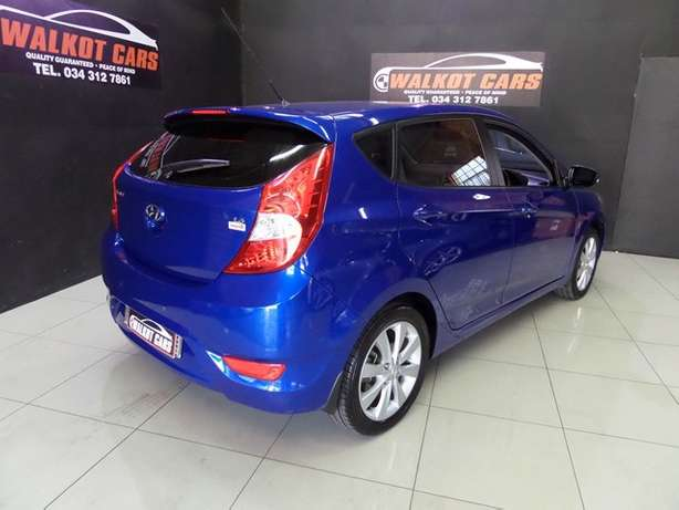 2014 Hyundai Accent 1.6 Fluid 5DR A/T Newcastle - image 2