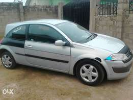 keyless tokunbo Renault (Peugeot) megane 2 car for sale or swap
