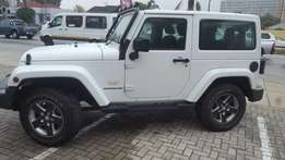 2015 JEEP Wrangler Excellent Condition 42500km