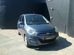 2014 Hyundai i10 1.1 GLS in very good condition