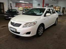 2010 Toyota Corolla 1.6 Professional with ONLY 144000kms