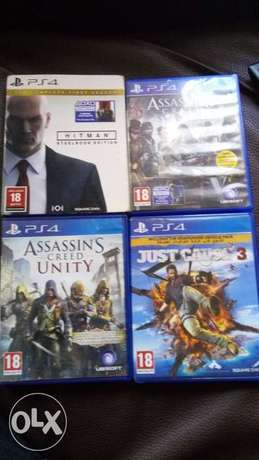 PS4 Titles available for cash Swap Kampala - image 1